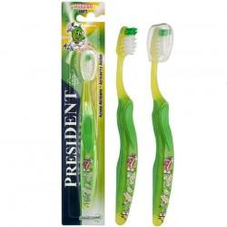 Зубная щетка для детей, Президент кидс 5 до 11 лет