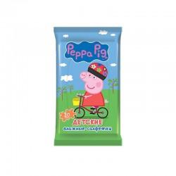 Салфетки влажные детские, Пеппа Пиг №20