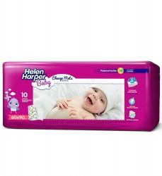 Пеленки впитывающие детские, Хелен Харпер №10 р. 60смх90см