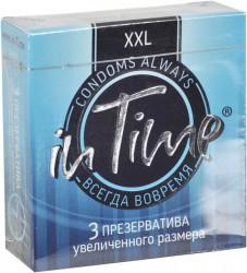 Презервативы, Ин Тайм №3 XXL